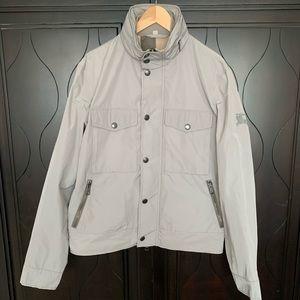 Burberry Brit Men's Utility Nylon Jacket